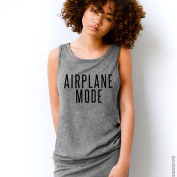 6e9983a946 Airplane Mode - Tunic Tank Dress