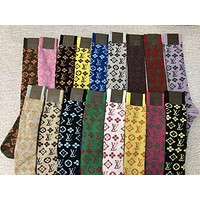 LV Louis Vuitton Stylish Classic Luxury Socks