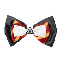 Harry Potter Cosplay Hair Bow