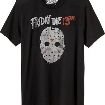 Old Navy Mens Friday The 13Th Tee