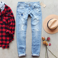 Morrison Distressed Skinnies