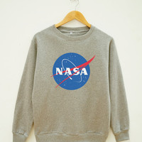 Nasa Shirt Funny Shirt Teen Gifts Shirt Instagram Graphic Shirt Women Sweatshirt Men Sweatshirt Unisex Sweatshirt Long Sleeve Sweatshirt