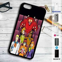 Scooby Doo and Monsters iPhone 4/4S 5 S/C/SE 6/6S Plus 7| Samsung Galaxy S4 S5 S6 S7 NOTE 3 4 5| LG G2 G3 G4| MOTOROLA MOTO X X2 NEXUS 6| SONY Z3 Z4 MINI| HTC ONE X M7 M8 M9 M8 MINI CASE