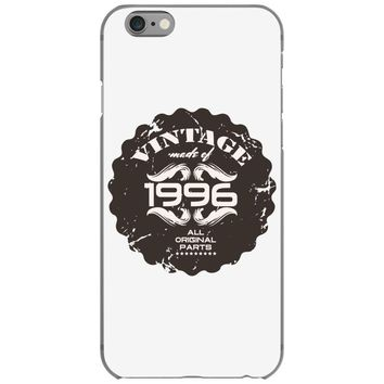 vintage made of 1996 all original parts iPhone 6/6s Case
