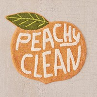 Peachy Clean Bath Mat | Urban Outfitters