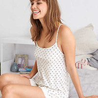 Aerie Sleep Romper, Soft Muslin