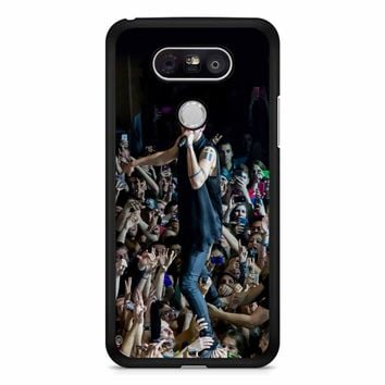 Tyler Joseph Of Twenty One Pilots LG G5 Case