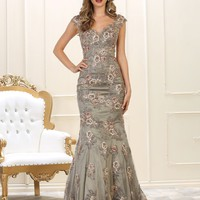 Long Prom Dress Evening Gown Formal Couture