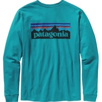 Patagonia Men's P6 Logo Long Sleeve T-Shirt | DICK'S Sporting Goods