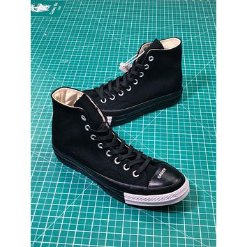 Undercover X Converse Chuck Taylor 1970s Black High Fashion Shoes
