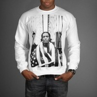 ASAP Rocky The Bridge Crew Neck Sweatshirt - WeHustle.co.uk | U want it WE got it | WeHustle Enterprises Limited.