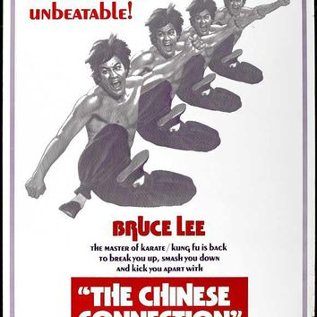 The Chinese Connection 27x40 Movie Poster (1973)
