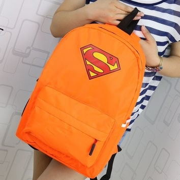 Cute Superman Backpack W138284 = 1946705220