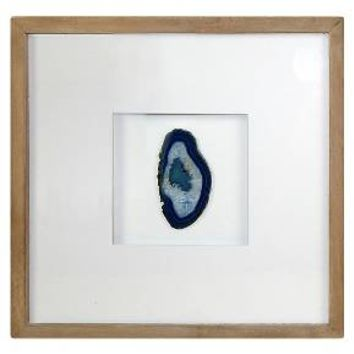 "Agate Shadow Box Teal 12""x12"" - Project 62™"