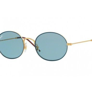 sunglasses Ray Ban blue light oval RB3594 color code 9113F7