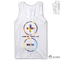 Positive over Negative Tank Top x Singlet 033