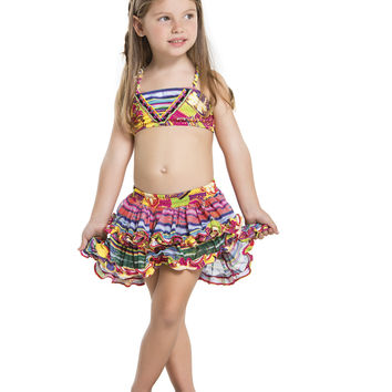Agua Bendita Kids Highend Skirt - Tasco