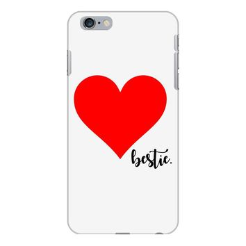 Besties Heart Family Matching iPhone 6 Plus/6s Plus Case