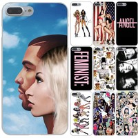 Lavaza holy trinity rihanna and beyonce Hard Phone Case for Apple iPhone X 10 8 7 6 6s Plus 5 5S SE 5C 4 4S Cover Coque Shell