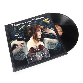 Florence And The Machine: Lungs Vinyl LP