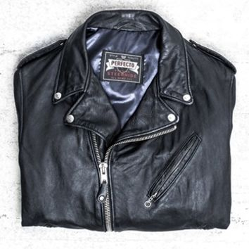 Schott NYC 'Perfecto 626' Leather Moto Jacket | Nordstrom