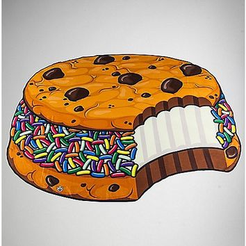 Ice Cream Sandwich Beach Towel - Spencer's