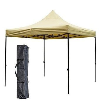 Outdoor Pop Up Waterproof Canopy Carry Bag Portable Shade Folding Shelter