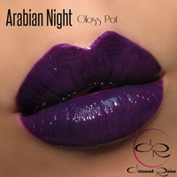 Arabian Night Lipstick Coloured Raine