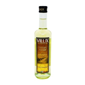 Vilux Reims Champagne Vinegar, 17 fl oz (500 ml)