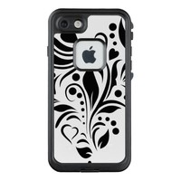 New Apple iPhone 7 Black Rain Case