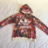 adidas Originals Fugiprabali Farm Top Pullover Sweater Sweatshirt Hoodie