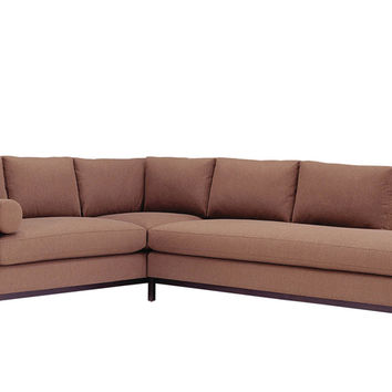 York Chaise Sectional Sofa by Lazar Industries