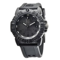 Luminox Women's 7051.BO Colormark Blackout Luminescent Watch