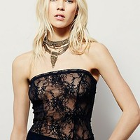 Free People Catwalk Lace Tube