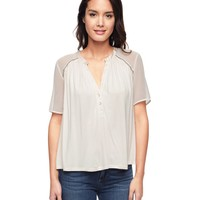 Embellished Swingy Luna Top by Juicy Couture