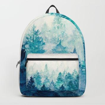Fade Away Backpacks by Viviana Gonzalez