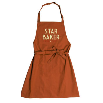 Adults Star Baker Apron