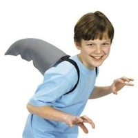 "Shark Fin Costume Accessory 12""/Party Gag/Costume/Luau/Pool Party/Beach Party"