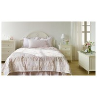 Simply Shabby Chic® Bedroom Collection - Sour Creame