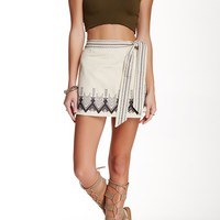 Dream Away Mini Skirt