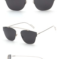 No Role Modelz Sunglasses | Black/Silver