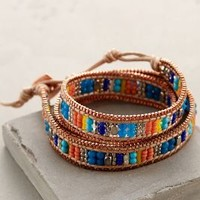 Castillo Wrap Bracelet by Anthropologie Brown Motif All Bracelets