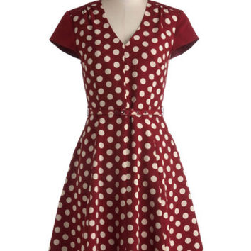 Give It All You Dot Dress