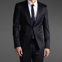 Emporio Armani - Official Online Store Men One button suit