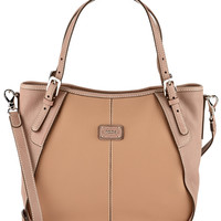 "Some of you have to get in on this: TOD's ""G Line"" Small Leather Tote"