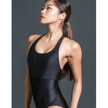Radiance Empire Leotard with Mesh Racerback by Suffolk Dance