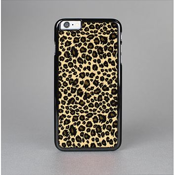 The Small Vector Cheetah Animal Print Skin-Sert Case for the Apple iPhone 6