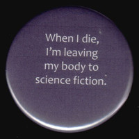 It's In The Will Button by kohaku16 on Etsy