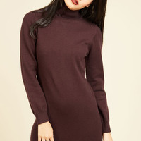 Any Way, Shape, or Warm Sweater Dress | Mod Retro Vintage Dresses | ModCloth.com