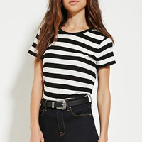 Striped Tee | Forever 21 - 2000186219